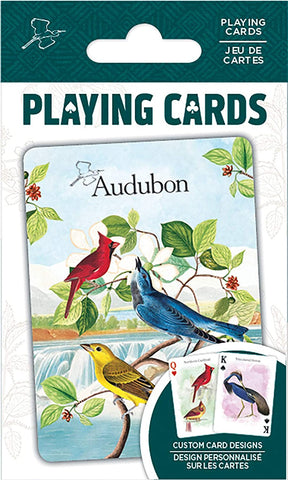 MasterPieces Audubon Playing Cards - Standard Single Deck