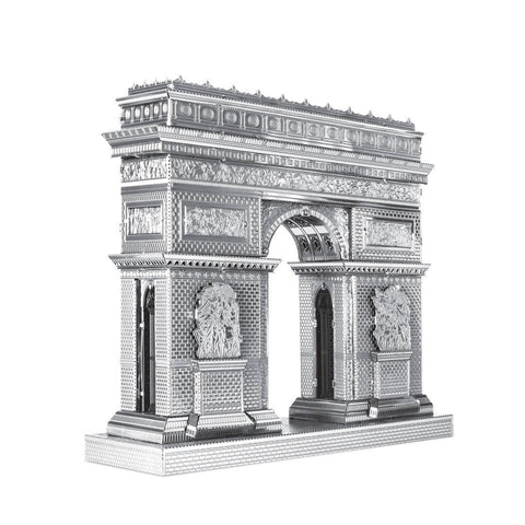 Iconx 3D Metal Model Kit - Arc de Triomphe - Two Sheets