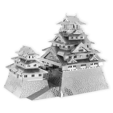 Fascinations ICONX Osaka Castle 3D Metal Model Kit