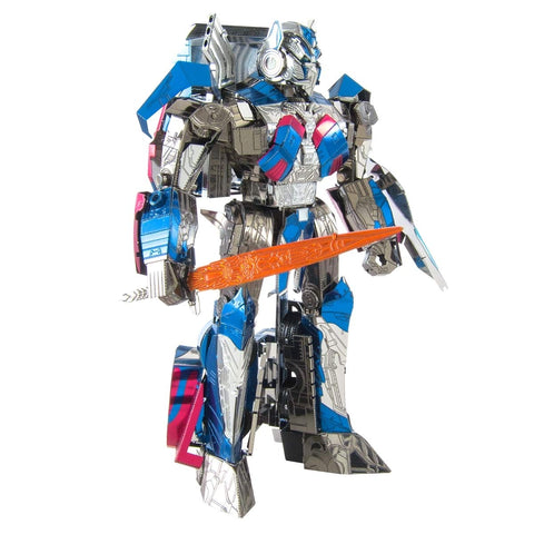 Fascinations ICONX Transformers Optimus Prime 3D Metal Model Kit