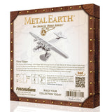 Metal Earth Pan American China Clipper Airplane 3D Laser Cut Metal Model Boxed Kit