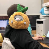 Squishable / Undercover Kitty in Pineapple - 7""