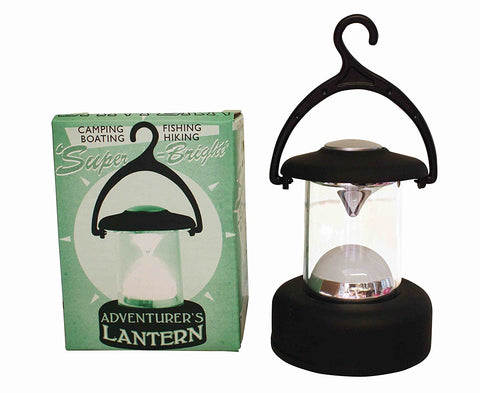 House of Marbles Adventurer's Super Bright LED Camping Lantern