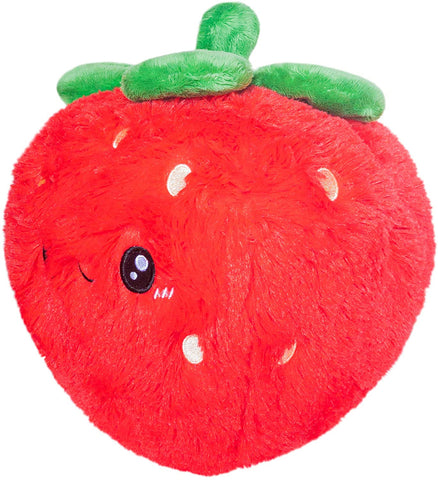 "Squishable/ Mini Comfort Food Strawberry 7"" Plus"