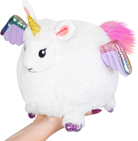 "Squishable Mini Llamacorn - 7"" Plush"
