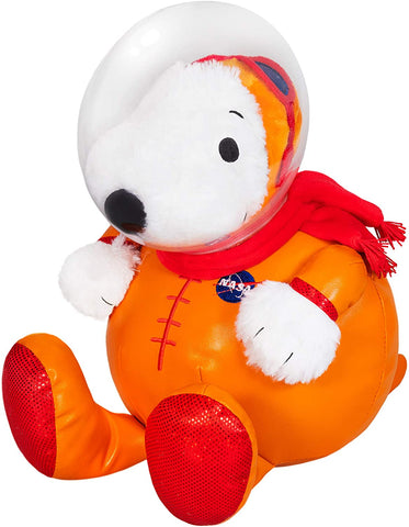 "Squishable / Mini Astronaut Snoopy 9"" Plush"
