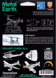 Fascinations Metal Earth V-22 Osprey 3D Metal Model Kit