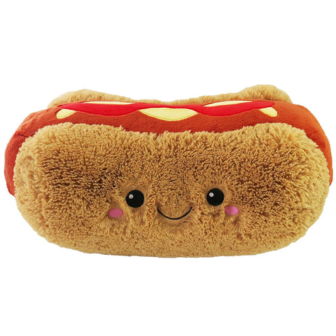"Squishable Comfort Food Hot Dog 15"" Plush"