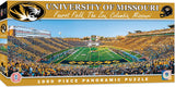 MasterPieces NCAA Missouri Tigers, Stadium Panoramic Jigsaw Puzzle, Faurot Field, 1000 Pieces