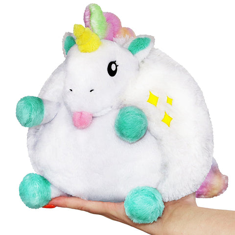 "Squishable - Mini Baby Unicorn - 7"" Plush"