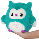 "Squishable -- Mini Baby Owl - 7"" Plush"
