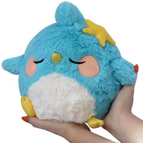 "Squishable Mini Sleepy Bluebird - 7"" Plush - Limited Edition"