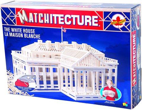 Bojeux White House (1900 Pieces)