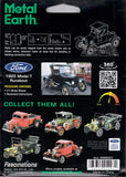 Fascinations Metal Earth 1925 Ford Model T Runabout 3D Metal Model Kit