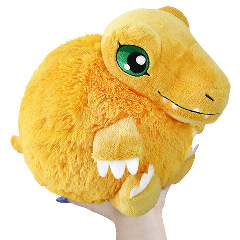 "Squishable Licensed Digimon Plush - Mini Agumon - 7"" Push"