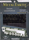 Fascinations Metal Earth 3D Laser Cut Model - Steam Locomotive