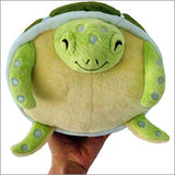 "Squishable Mini Sea Turtle - 7"" Plush"
