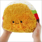 "Squishable Mini Taco - 7"" Plush"