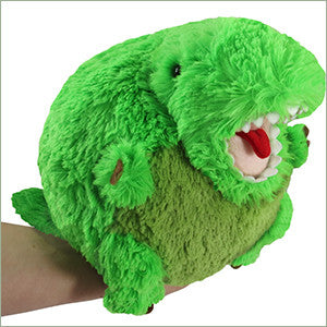 "Squishable Mini T-Rex - 7"" Plush"