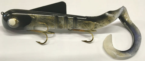 Custom Pro Super Magnum Blotchy Walleye