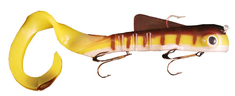 Regular Bull Dawg UV Reflex Yellow Perch