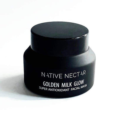Golden Milk Glow Facial Mask by Native Nectar MILK MONEY