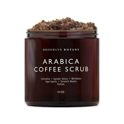 Arabica Coffee Face & Body Scrub by Brooklyn Botany - MILK MONEY