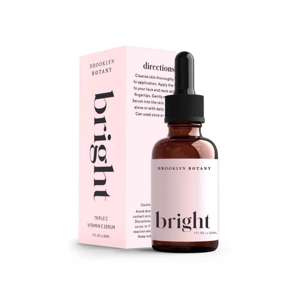 Bright Triple C Vitamin C Serum by Brooklyn Botany MILK MONEY