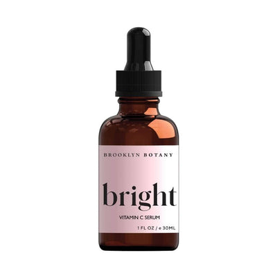 Bright Triple C Vitamin C Serum by Brooklyn Botany bottle MILK MONEY