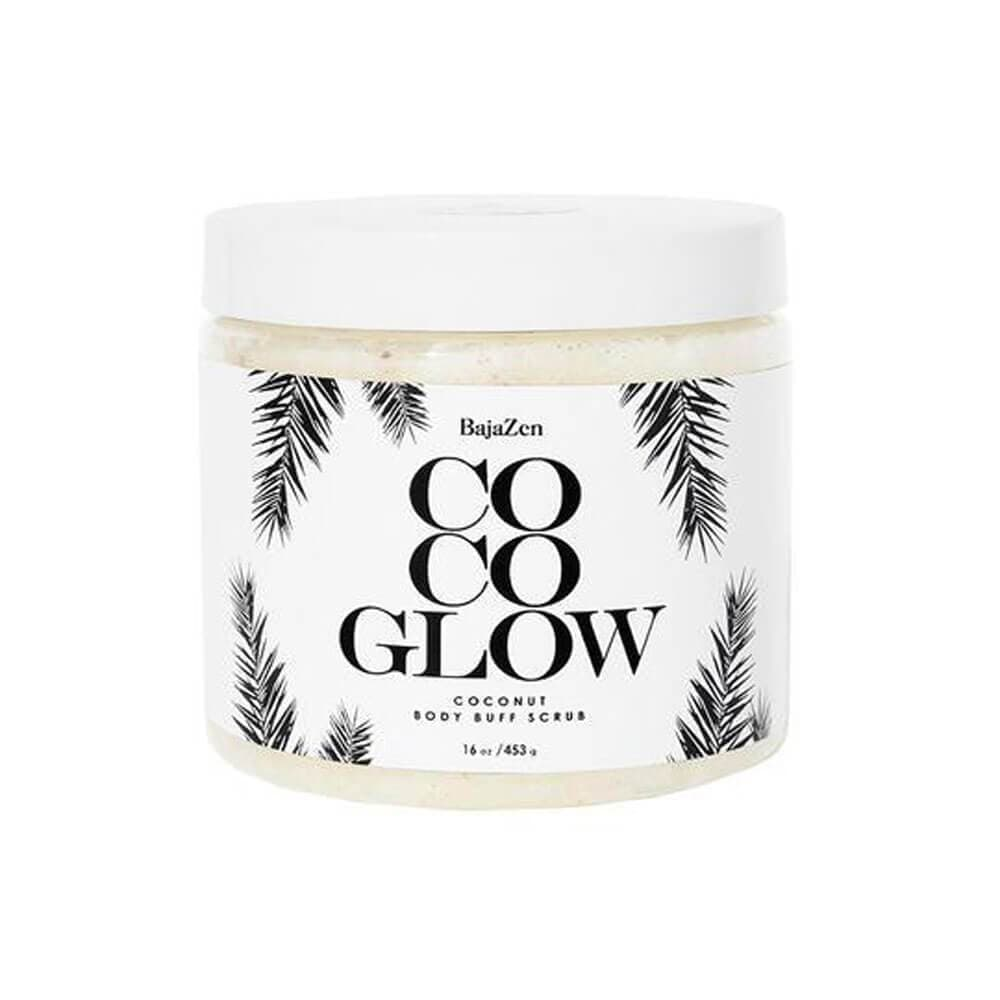 CocoGlow™ Body Buff Scrub by Baja Zen -  MILK MONEY