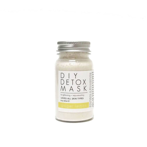 Detox Mask by Honey Belle lemon ginger - MILK MONEY