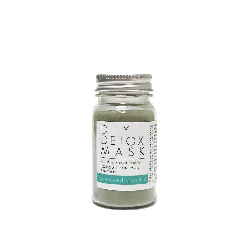 Detox Mask by Honey Belle seaweed - MILK MONEY