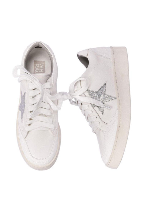 Gina Star Low Profile Sneaker white double MILK MONEY