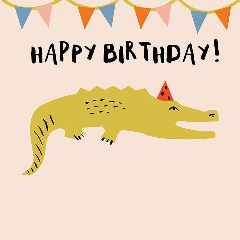 MILK MONEY eGift Card Happy Birthday gator