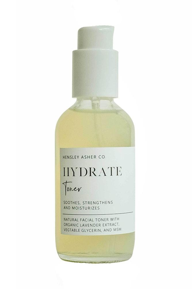 Hydrate Facial Tone by Hensley Asher Co.