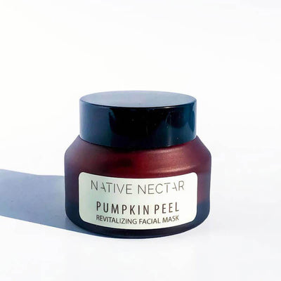 Pumpkin Peel Face Mask by Native Nectar MILK MONEY