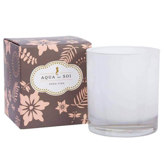 Pura Vida Soy Wax Candle brown MILK MONEY