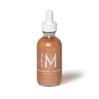 Shimmer + Glow Body Oil by Olive + M - MILK MONEY