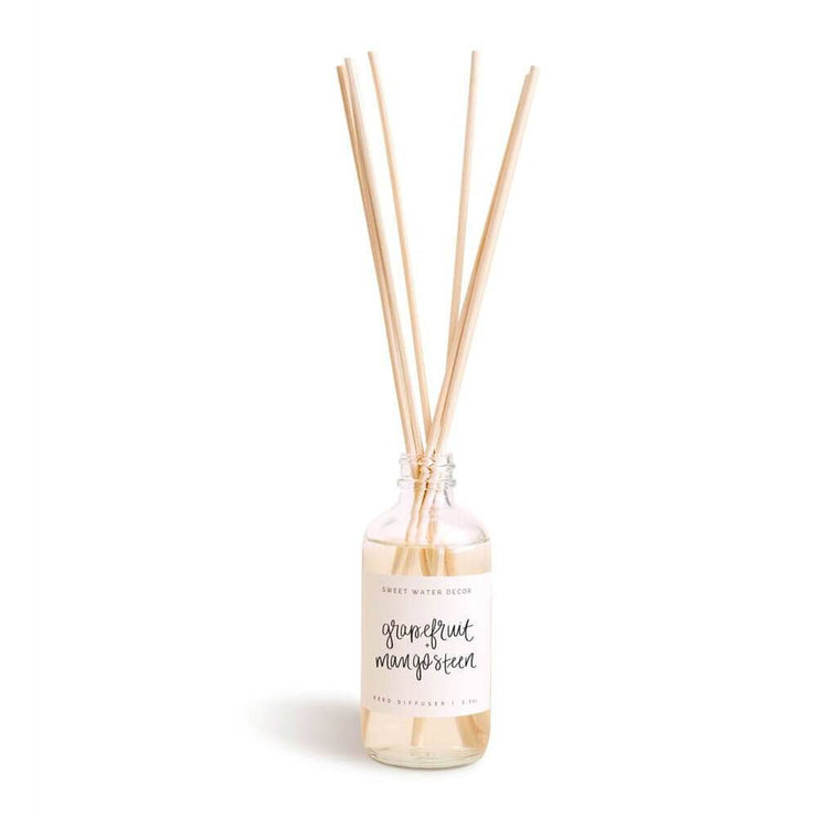 Sweet Water Decor Grapefruit and Mangosteen Reed Diffuser MILK MONEY