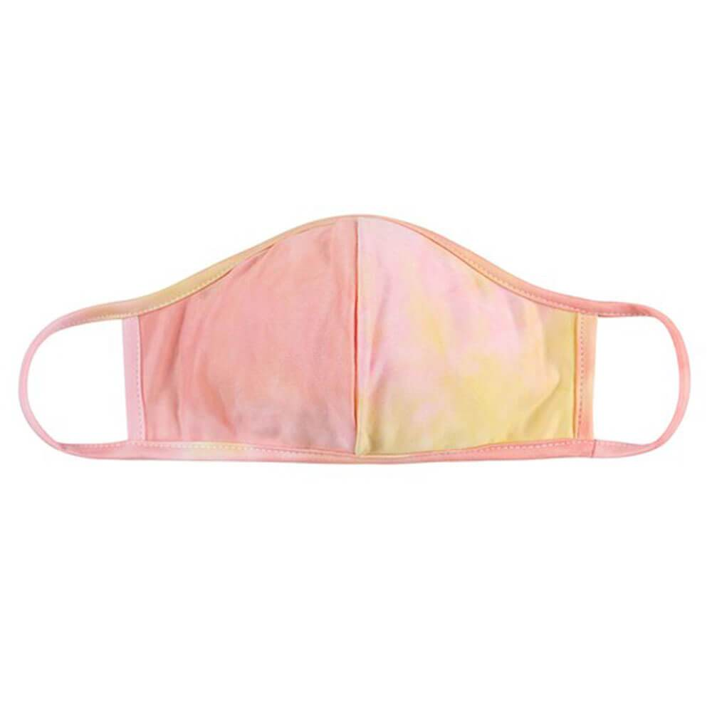 Tie Dye Protective Face Mask blush MILK MONEY