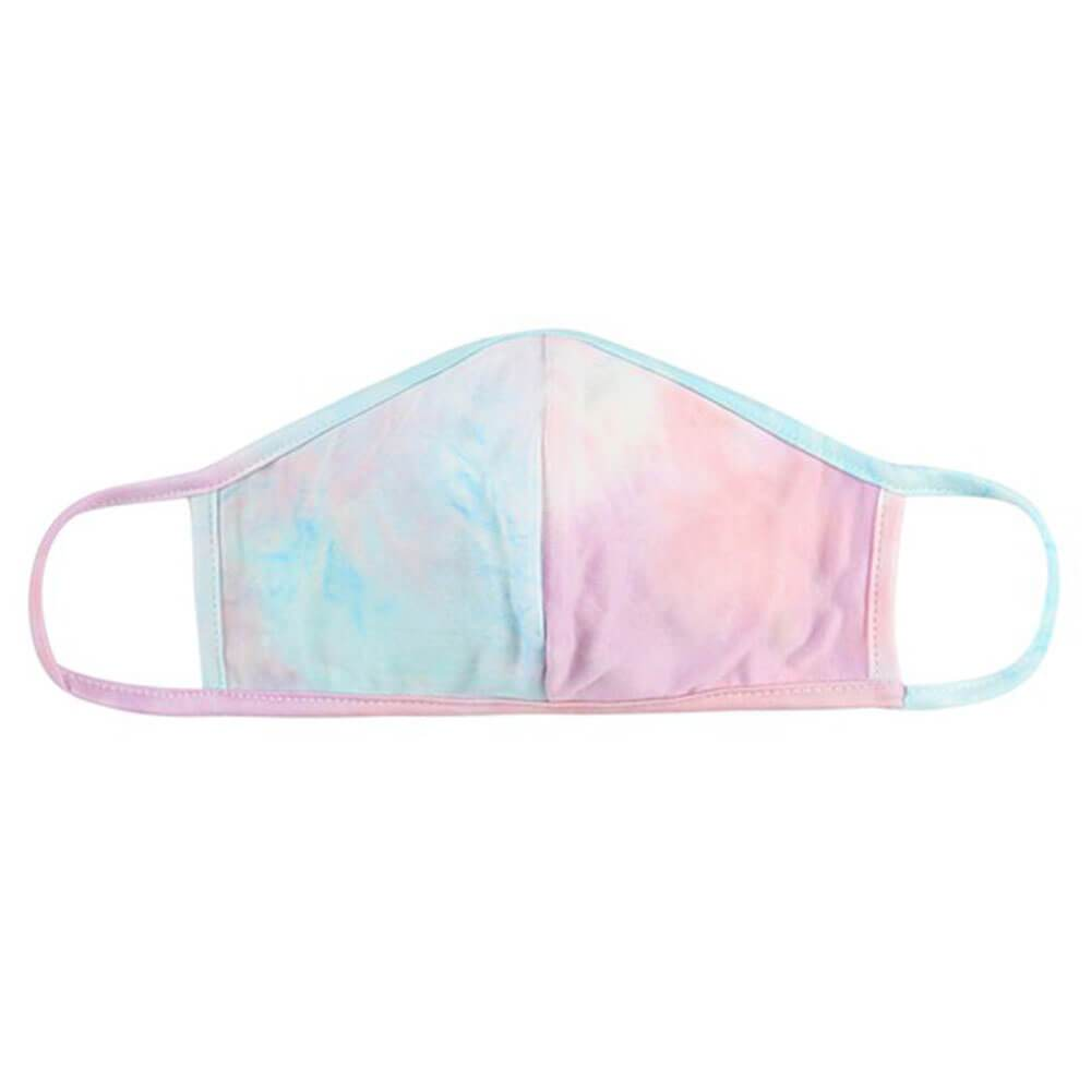 Tie Dye Protective Face Mask Lavender MILK MONEY