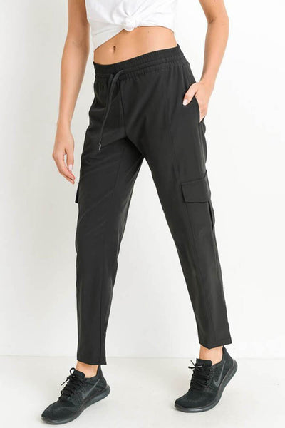 Ulla Cargo Jogger black MILK MONEY