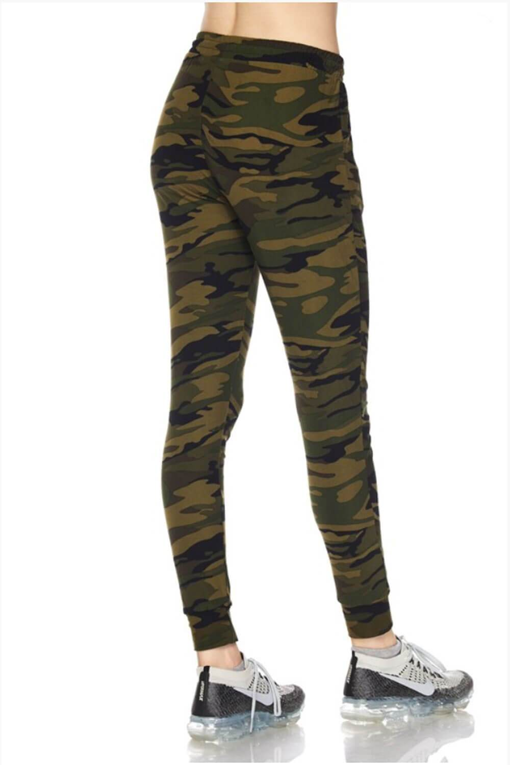 Your Camo Jogger green side MILK MONEY