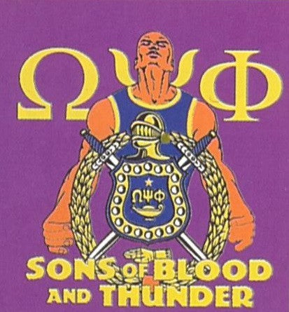Sons of Blood and Thunder