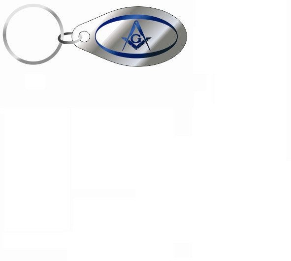 Key Chain- Domed