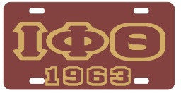License Plate 9003