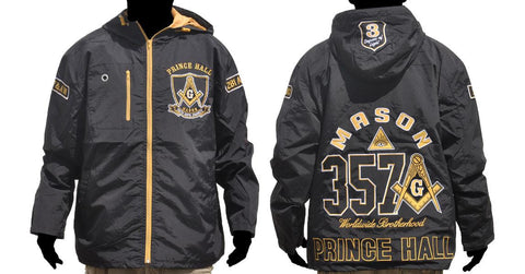 Prince Hall Windbreaker