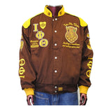 Iota Phi Beta Racing Jacket
