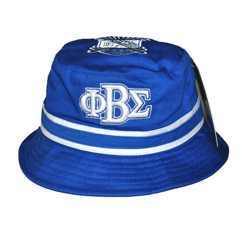 Phi Beta Sigma Bucket Hat
