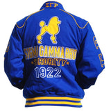 Sigma Gamma Rho Racing Jacket